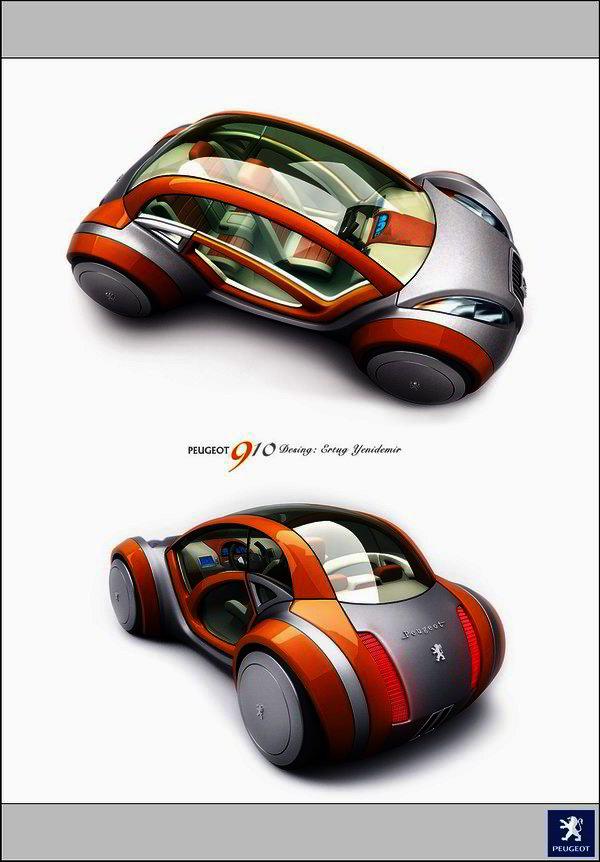 Peugeot 910 by Ertug Yenidemir