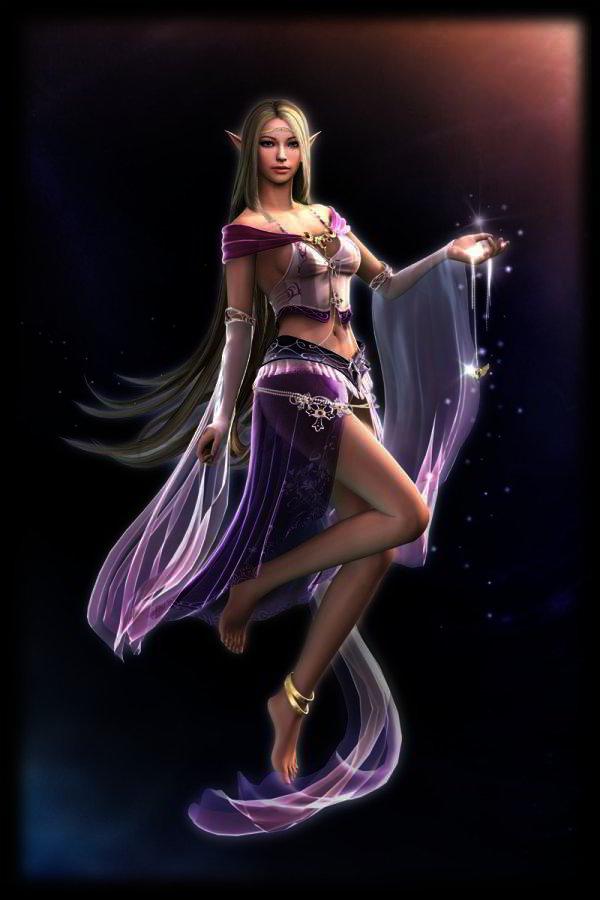 Healer Elf