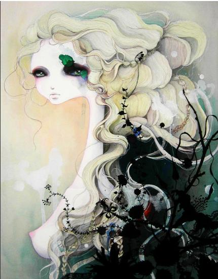 art by Kubota Mari
