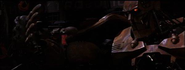 ABC Warrior-Judge Dredd