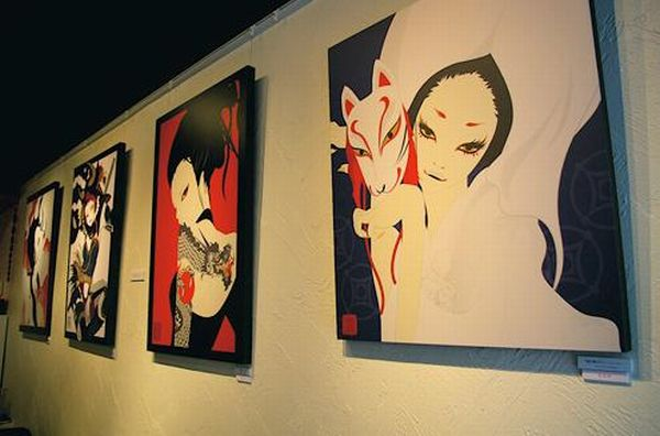 Mini Exhibition at Launch Pad Cafe