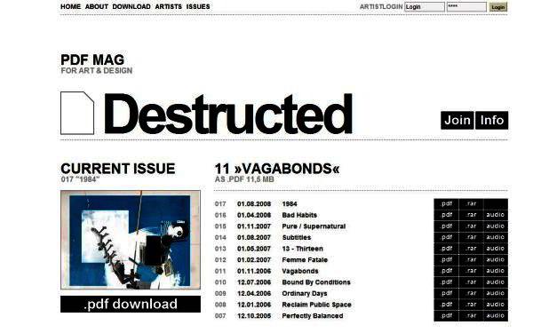 Destructed