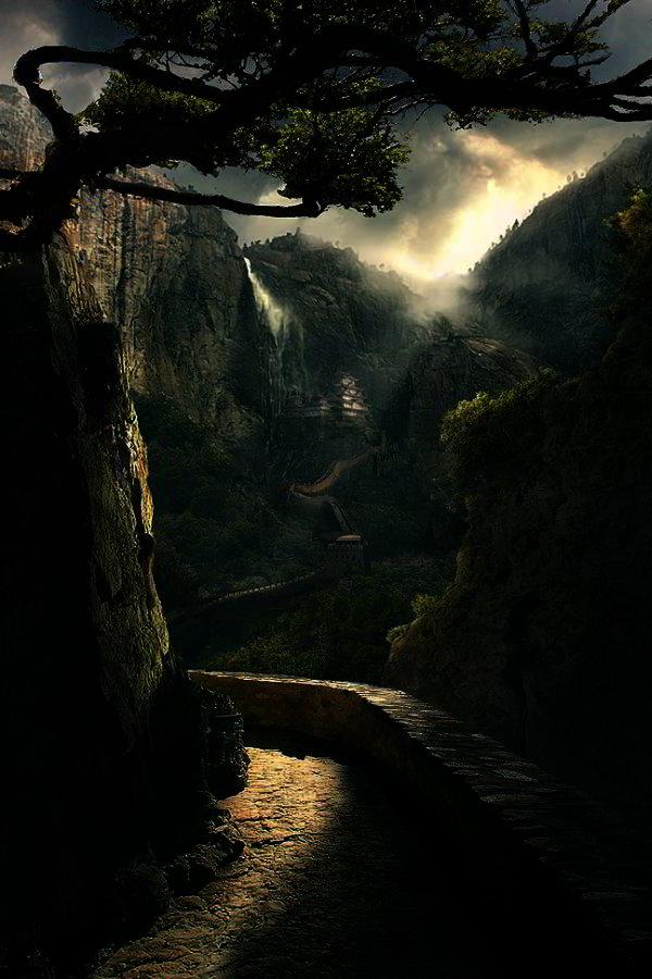 Hall of the Dragon Mist