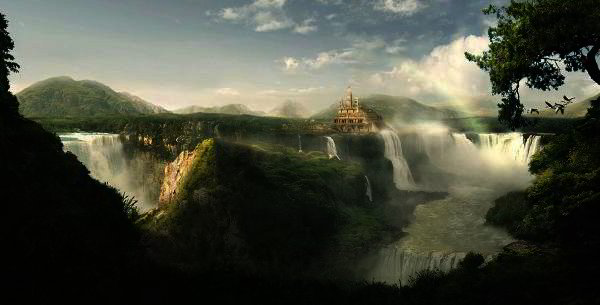Lost World - Tample of Nature