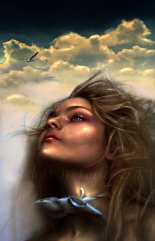 Dreams of the Sky by Ida Larsen