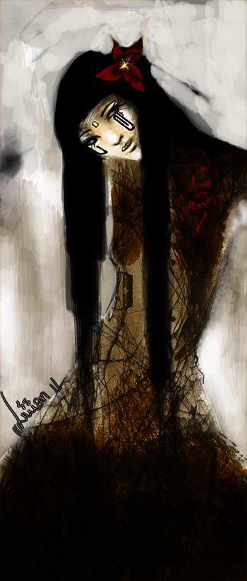 Geisha-Tab by driian