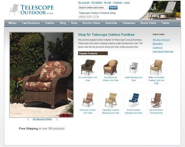 Magento-Telescope Theme01