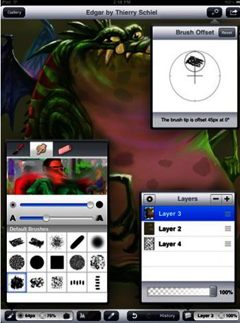 Layers - Pro Edition for iPad