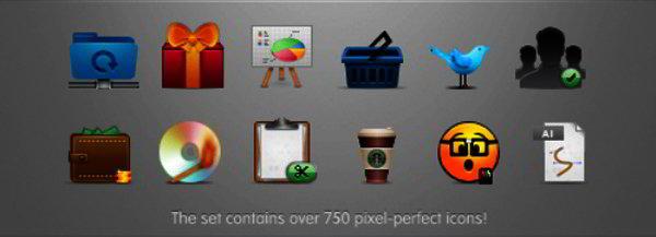 free web icon sets