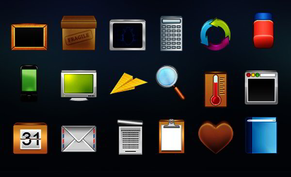 free usability icon sets