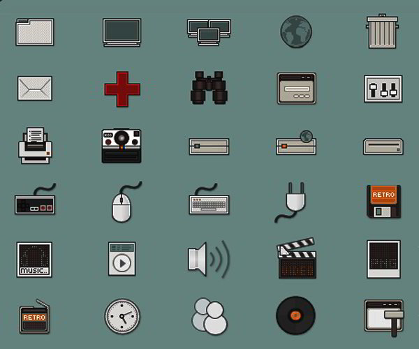 free icon sets download