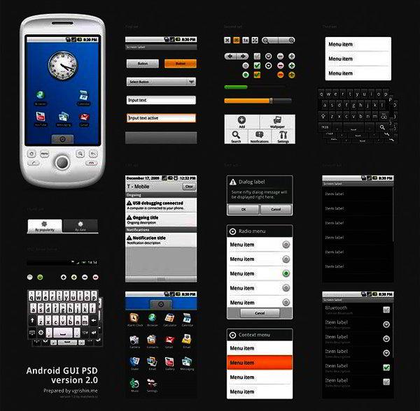 android application development kit