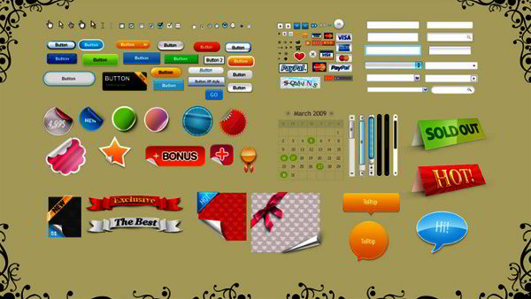 user interface tools
