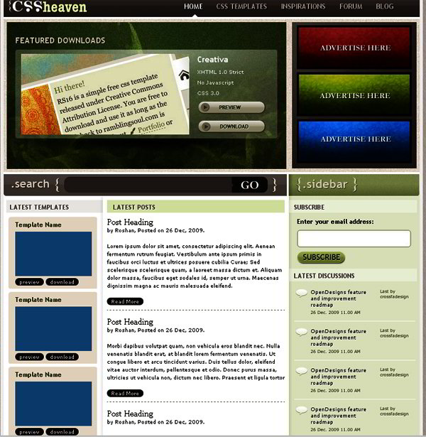 you can download free html5 css website templates templatemo provides a variety of free responsive bootstrap themes and html5 css templates to download