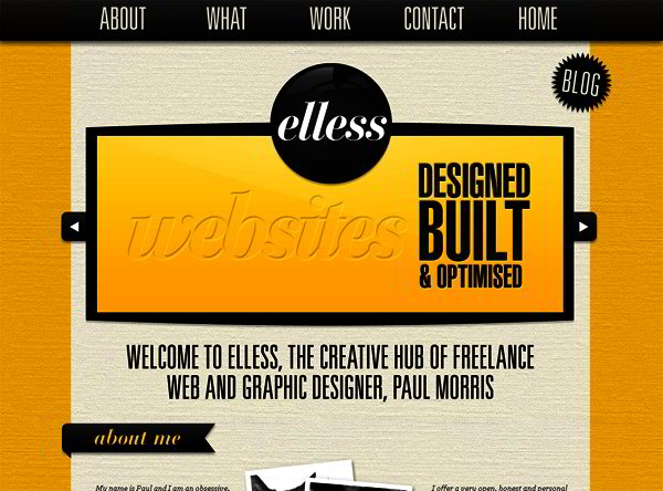 typography web design trends