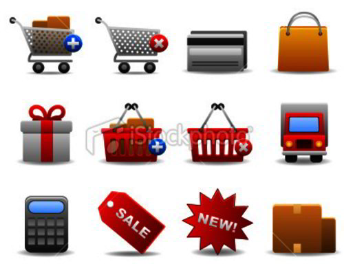 Free Icons for eCommerce