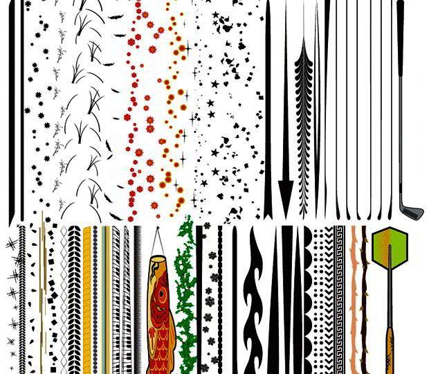 free-illustrator-scatter-brushes