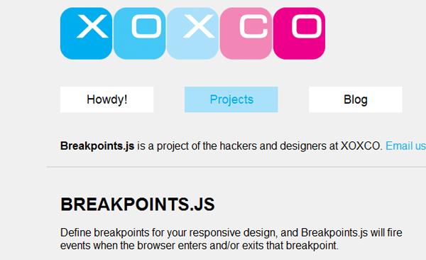 Plugin for Responsive Web Designs
