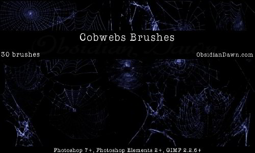 halloween brushes, custom shapes, patterns