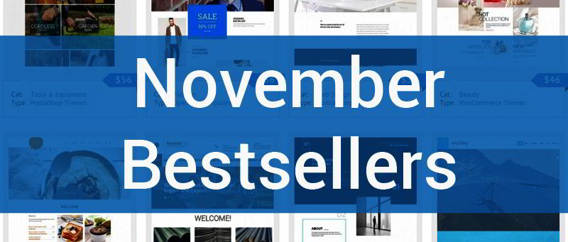 best web templates of November