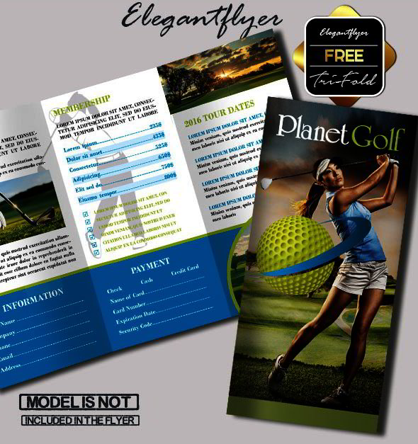 Best Free PSD Brochure Templates For Download In Templates - Brochure template photoshop free