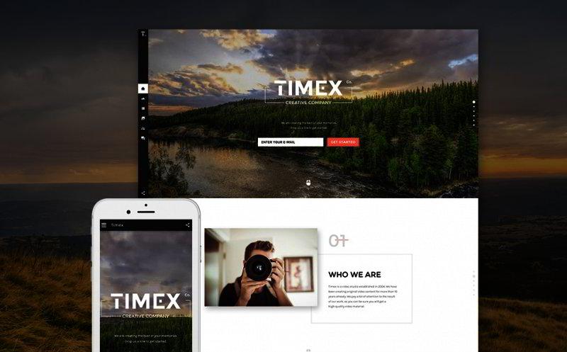 Website Design Website Template