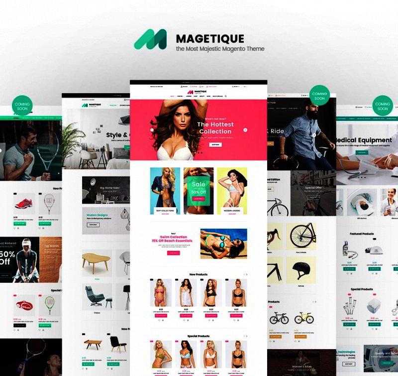 Multipurpose Magento 2 Theme