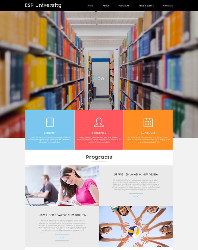 Education Centre Joomla Template